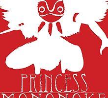 Mononoke by chibityness