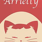 Arrietty by chibityness