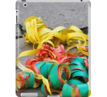 streamers carnival iPad Case/Skin