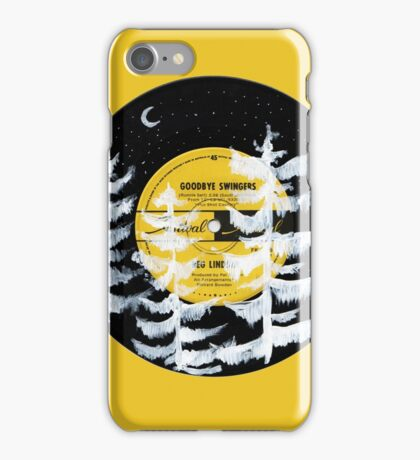 Goodbye Swingers iPhone Case/Skin