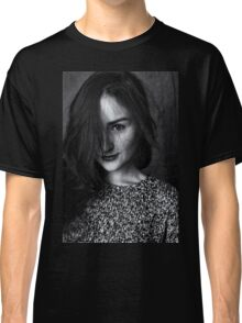 beautiful female Classic T-Shirt
