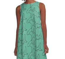 Hammerhead A-Line Dress