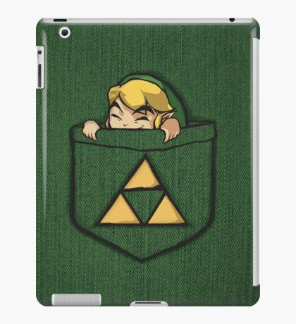 Legend of Zelda - Pocket Link iPad Case/Skin