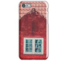 Copenhagen Attic Window iPhone Case/Skin
