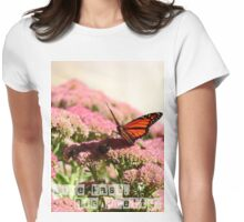 LiveFastDiePretty - Butterfly - Tshirt Womens Fitted T-Shirt