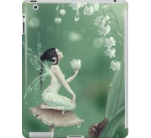 Lily of the Valley Flower Fairy iPad Case/Skin