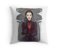 Audrey Rose Throw Pillow