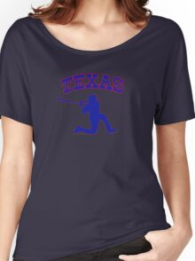 beltre swinging on a knee Women's Relaxed Fit T-Shirt