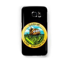 Clean Up Lake Springfield! Samsung Galaxy Case/Skin