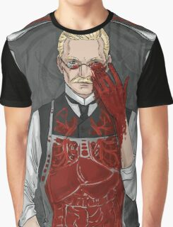Professor Jonathan Graphic T-Shirt