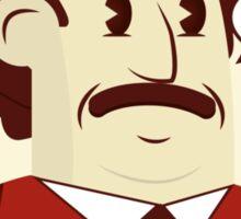 Ron Burgundy Sticker