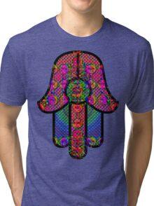 Hamza/Hamsa/Hamesh Hand Tri-blend T-Shirt