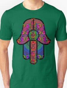Hamza/Hamsa/Hamesh Hand Unisex T-Shirt