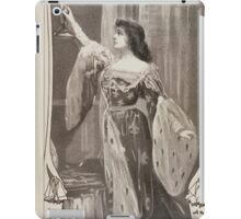 Performing Arts Posters Kane Shipman Colvin present When knighthood was in flower by Chas Major Paul Kester 0140 iPad Case/Skin