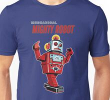 Mighty Robot Unisex T-Shirt