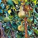 Gourds After John Singer Sargent by taiche