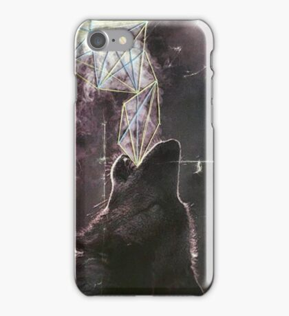 Wolves in the Night iPhone Case/Skin