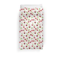 Cherry RAW Duvet Cover
