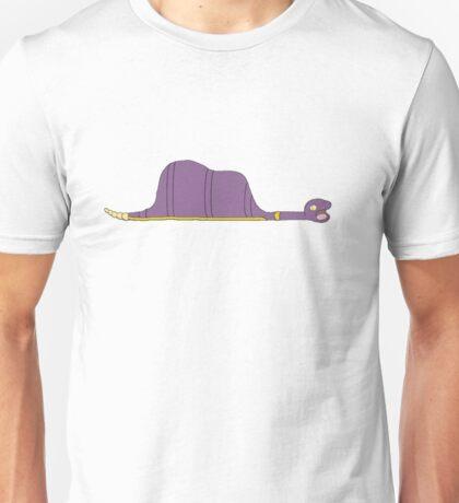 It's an ekans, not a hat! Unisex T-Shirt