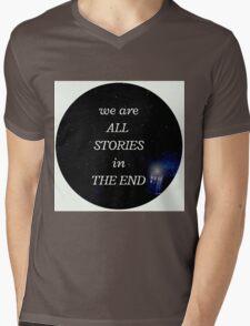 All stories Mens V-Neck T-Shirt