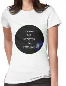 All stories Womens Fitted T-Shirt