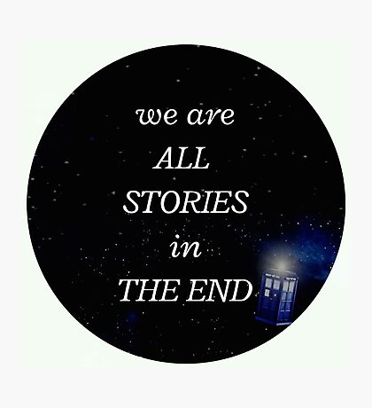 All stories Photographic Print