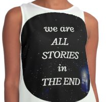 All stories Contrast Tank