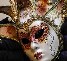 carnival mask by spetenfia