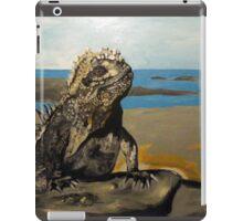 Marine Iguana iPad Case/Skin