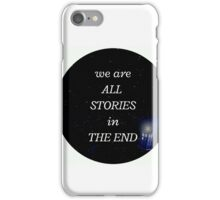 All stories iPhone Case/Skin