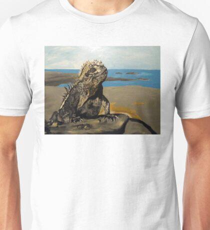 Marine Iguana Unisex T-Shirt