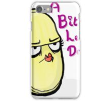 Bitter Lemon Drop iPhone Case/Skin
