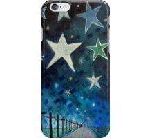 Talking to Stars - Night Driving iPhone Case/Skin