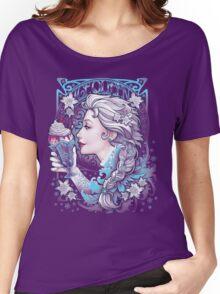 Ice Cream Queen Women's Relaxed Fit T-Shirt