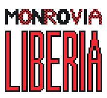 Monrovia, Liberia Photographic Print