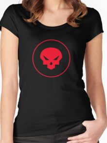 Deadeye Women's Fitted Scoop T-Shirt