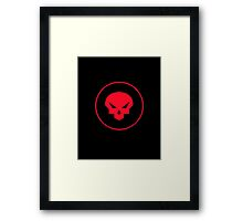 Deadeye Framed Print