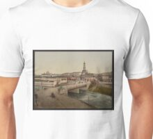 General view - Charkow Russia - 1890 Unisex T-Shirt