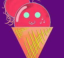 Ice Cream Girl by DaftDesigns