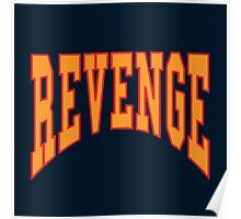Drake - Revenge Poster
