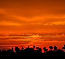 Sunset over Marrakesh by Silken Photography