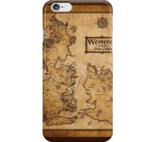 Seven Kingdoms iPhone Case/Skin