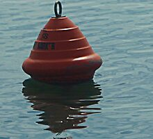 *BUOY - along the Moorings in Wiliamstown. Vic. by EdsMum