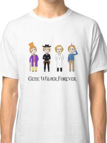 Gene Wilder Forever Classic T-Shirt