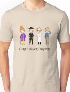 Gene Wilder Forever Unisex T-Shirt