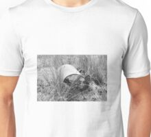 Old hay feeder Unisex T-Shirt