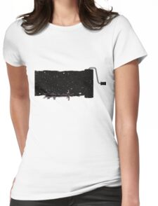 No anchor Womens Fitted T-Shirt