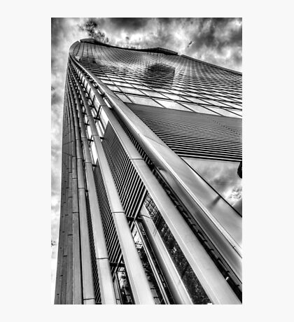The Walkie Talkie London Photographic Print