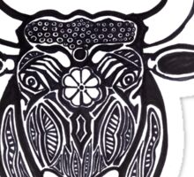 Minoan Bull Sticker