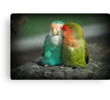 It Must Be Love, Love, Love ... Canvas Print
